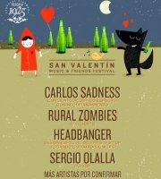 Sala Galileo - festival san valentin